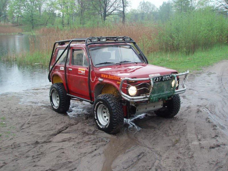 """Самым популярным советским автомобилем смело можно назвать ВАЗ-2121, получивший название  """"Нива """"."""